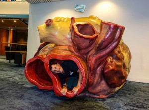 D 98 Kevin Blue Whale heart